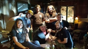 """Great crew on """"The Horde"""" - LB Love DP"""