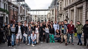 Nu Boyana Film School Group Photo - Laura Beth Love DP Mentor