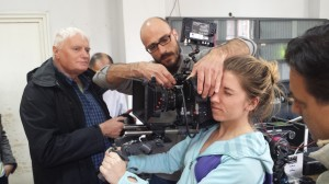 Camera Prep at Nu Boyana Film School