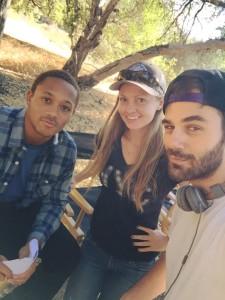 Actor Romeo Miller, DP. Laura Beth Love, and Dir. Jared Cohn on Little Dead Rotting Hood