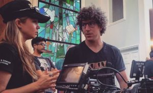 Laura Beth Love, Cinematographer, Pascal Combes_Knoke Steadicam