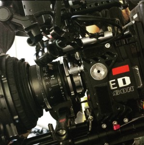 """Shooting Red Dragon on """"Hacked"""" iwth Laura Beth Love, DP"""