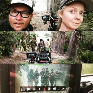 """Director Nick Lyon and DP Laura Beth Love on """"Isle of the Dead"""""""