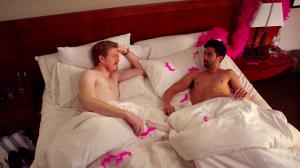 """Still from """"Bachelor Night"""""""