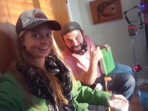 Stillwater Dir. James Cullen Bressack and DP Laura Beth Love
