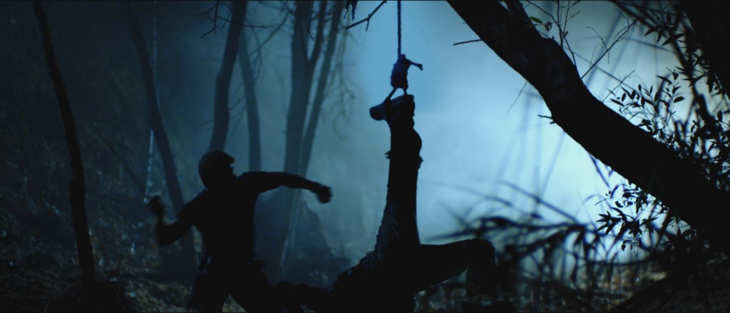 """""""The Horde"""" Paul Logan, Dir. Jared Cohn, DP Laura Beth Love Starring Costas Mandylor"""