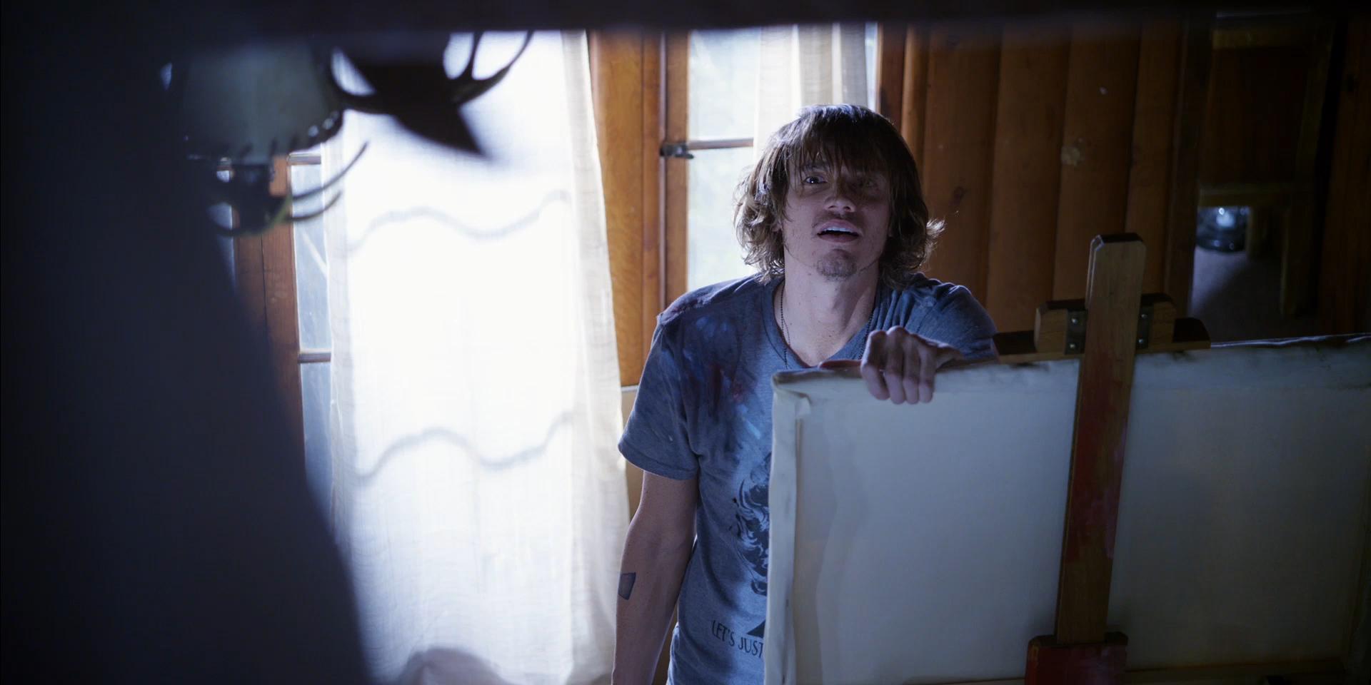 Tabloid Vivant Dir. Kyle Broom, DP Laura Beth Love, Starring Tamzin Brown, Jesse Woodrow