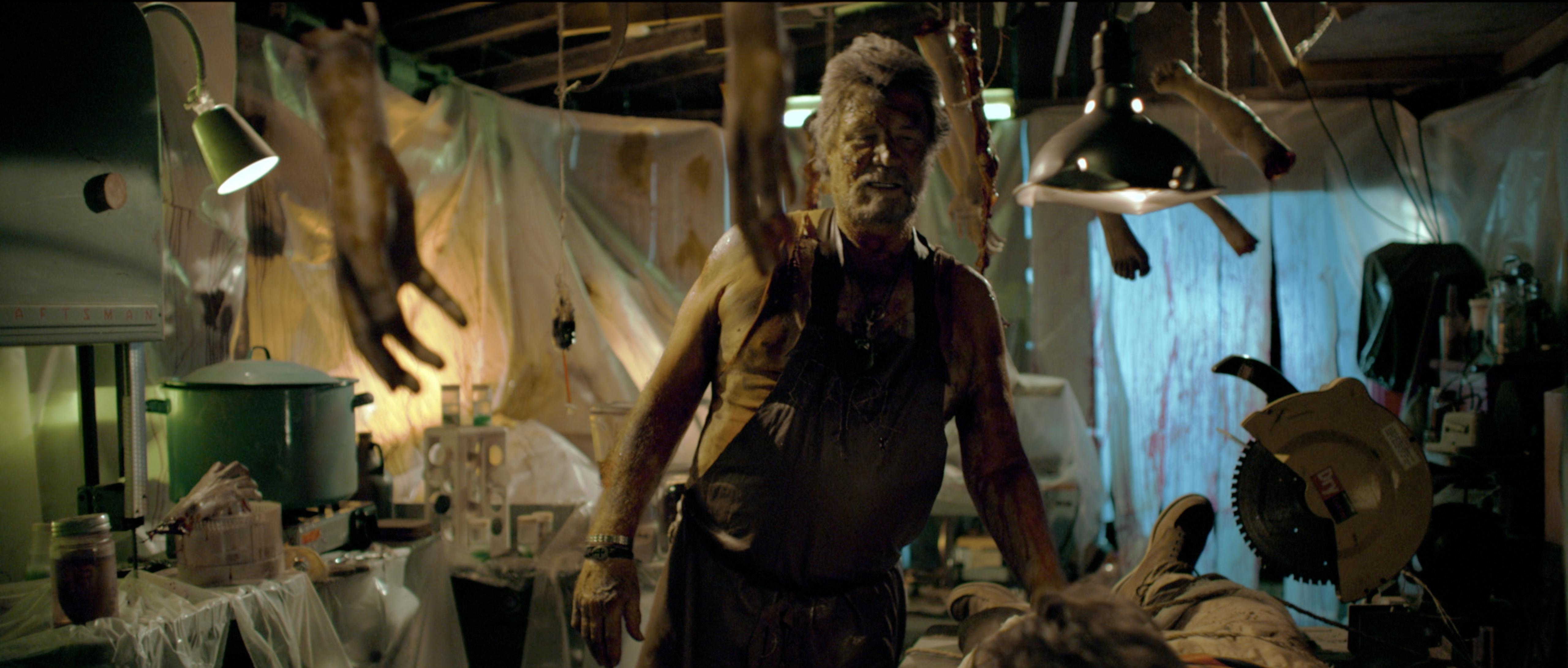 """""""The Horde"""" Paul Logan, Dir. Jared Cohn, DP Laura Beth Love Starring Vernon Wells"""