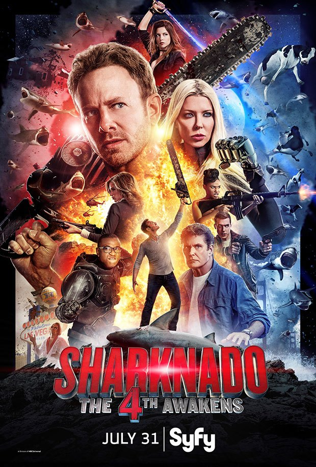 Cinematographer Laura Beth Love Sharknado 4
