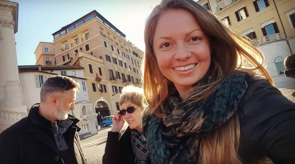 LB Love Cinematographer Rome Italy