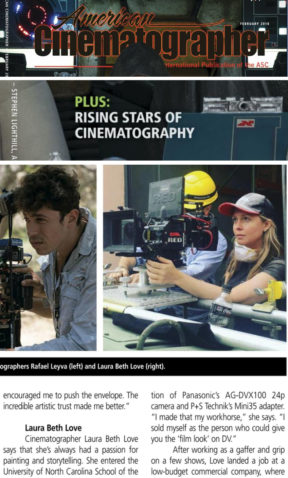 LB Love DP ASC Mag Rising Star Female DP